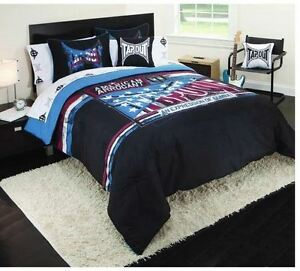 Queen Tapout All American 4 Pc Set 1 Pillow 2