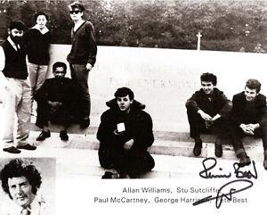 BEATLES-original-line-up-personally-signed-PETE-BEST
