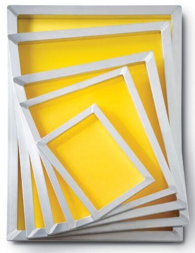 Aluminum Screen Frames 200 Dyed Mesh 20x24 12 pack.