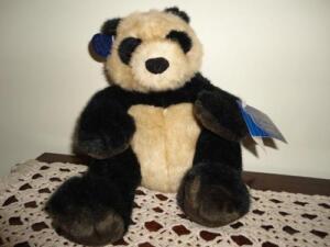 Ganz Heritage KEE CHEONG PANDA BEAR All Tags