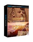 IMAX Secrets Of The Ancients (3D Blu-ray, 2011, 2-Disc Set)