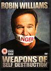 Robin Williams - Weapons Of Self Destruction (DVD, 2010, 2-Disc Set)