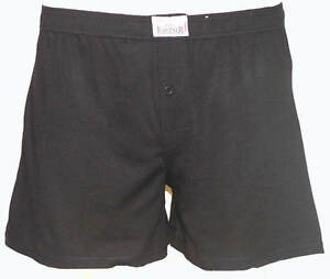 3-BRAND-NEW-SIZE-S-90-MENS-COTTON-LOOSE-FIT-BOXER-SHORTS
