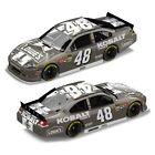 48 Jimmie Johnson 2012 Kobalt Tools Brushed Metal 1/24 Nascar Diecast Car Action Platinum Series Ln...