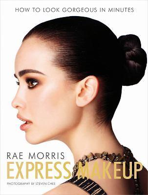 Express Makeup, Morris, Rae, New Books