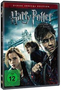 harry potter und die heiligtümer des todes 7.1 jahr 7 t 1 2 disc special edition | ebay
