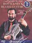 Learn To Play Bottleneck Blues Guitar Vol. 1 (DVD, 2003)