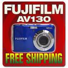 Fujifilm FinePix A Series AV130 12.2MP Digital Camera - Blue