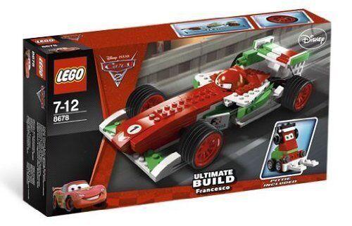 Lego Ultimate Build Francesco Special Edition