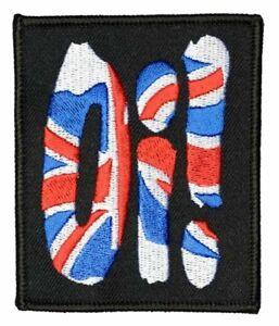 Oi-Union-Jack-patch-gestickter-Aufnaeher