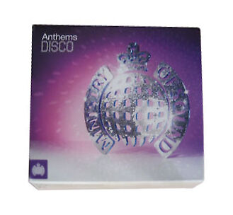 Ministry of Sound - Anthems Disco (3 X CD ' Various Artists)