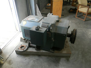 Reliance motor 100 hp dc ebay for 100 hp dc motor