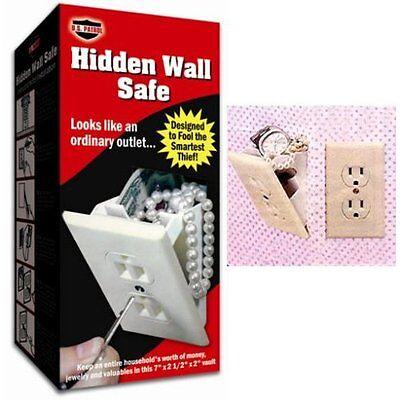 Wall Socket Diversion Safe (HIDDEN WALL SAFE)