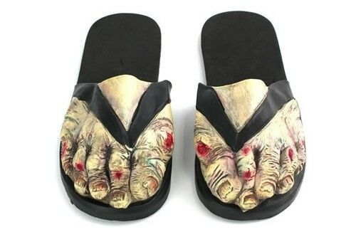 Zombie Feet Sandals Medium