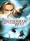 Brotherhood Of The Wolf (DVD, 2007)