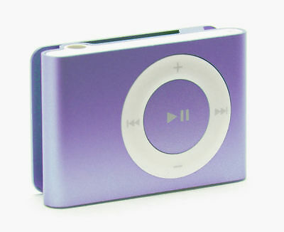 Apple iPod shuffle 2nd Generation Purple (1 GB)