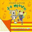 Kids Love to Move by CRS Publishing (CD-Audio, 2010)