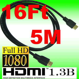 Free-shipping-5M-HDMI-Cable-16ft-HD-HDTV-PS3-xBox360-BluRay-1080p-k4d