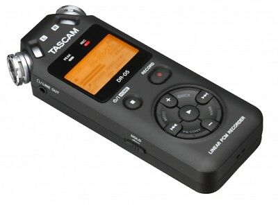 Tascam DR-05 V2 Version 2 PCM Portable Digital Recorder DR05  + 4GB SD Card
