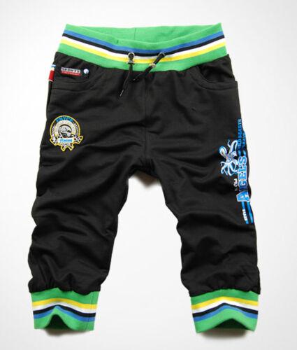 NEW Print Mens Jogging//Jogger Casual Shorts 100/% Cotton