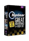 Top Gear - The Great Adventures 1-4 (DVD, 2011, 8-Disc Set, Box Set)