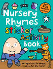 Nursery Rhymes Sticker Activity Book by Roger Priddy (Paperback, 2012)