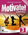 Motivate Student Book Pack Level 3 - Includes Digibook by Patricia Reilly, Patrick Howarth (Mixed media product, 2013)