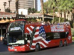 2-OPEN-TOP-SIGHTSEEING-BUS-PASSES-SEE-LAS-VEGAS-FROM-14-FEET-ABOVE-THE-STREET
