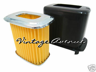 HONDA C100 C105T C50 C65 C70 C90 AIR CLEANER W/ HOUSING