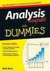 Analysis Kompakt Fur Dummies by Mark Ryan (Paperback, 2011)