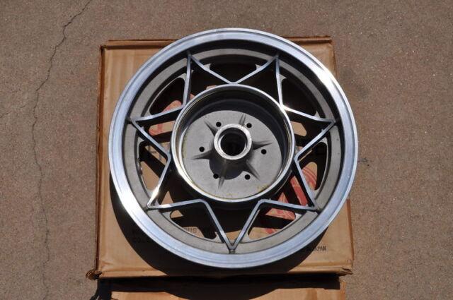 Lester Mag Wheel Kawasaki Z1 900 Kz900 H2 Rear