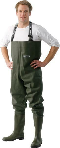 Ocean Ocean Ocean Original Chest Waders / 5-70 Chestwaders 500g PVC df2d0d
