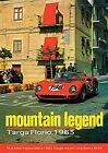 Mountain Legend 1965 - Targa Florio Rally (DVD, 2011)