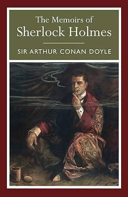 The Memoirs of Sherlock Holmes (Arcturus Paperback Classics), Arthur Conan-Doyle