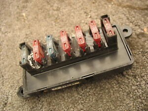 fuse box housing 1986 honda cmx450 rebel cmx 450 ebay. Black Bedroom Furniture Sets. Home Design Ideas
