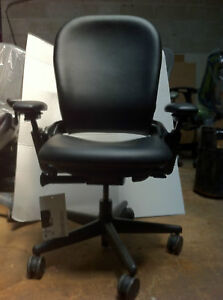 Steelcase Leap V1 Chair New Yellow