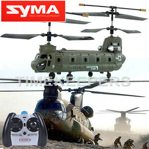 Mens-Big-Boys-RC-Radio-Control-Military-Helicopter-Toy-Gadget-Xmas-Present-Gift
