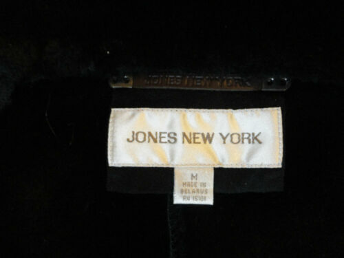 J21765 York Style Jones Coat Pels New Sort Acryl n0YwUqB5w