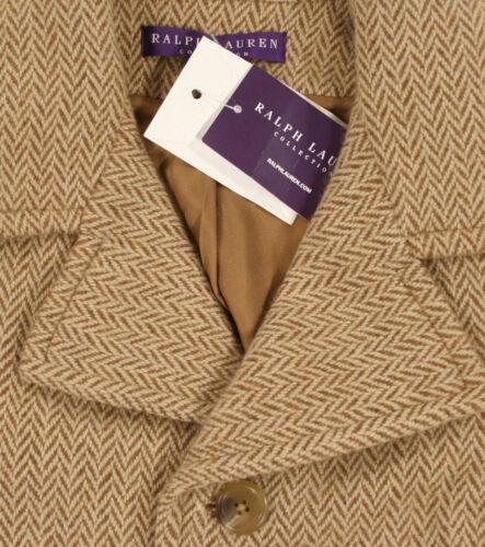 Cashmere Ralph Lauren Nuova Giacca Corto Label Purple Carolina qwXxOwBr