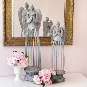 Shabby cottage chic vintage french style for angel decor - Shabby chic decor for sale ...