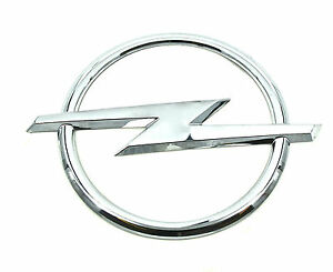 Genuine-New-OPEL-BOOT-BADGE-for-Astra-H-Hatch-amp-GTC-Sport-Hatch-Corsa-D-112mm