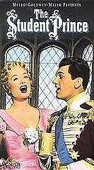 The-Student-Prince-VHS-1954-Edmund-Purdom-Ann-Blyth-CinemaScope-Ansco-Color