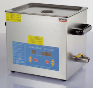 Industrial-12-Liter-660-Watts-HEATED-ULTRASONIC-CLEANER-HB612