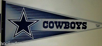 Dallas Cowboys Pennant NFL Brand New Full Size
