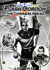 Flash Gordon: The Complete Series (DVD, 2008, 6-Disc Set, Box Set)