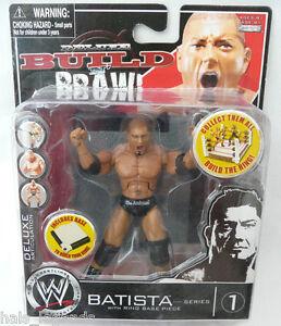 WWE-Deluxe-Build-n-Brawl-Series-1-BATISTA-The-Animal-Rare