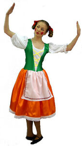 Chitty bang bang doll on a music box deluxe dance fancy dress costume