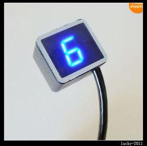 Blue-LED-Universal-Digital-Gear-Indicator-Motorcycle-Display-Shift-Lever-Senso