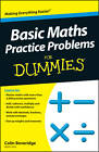 Basic Maths Practice Problems For Dummies by Colin Beveridge (Paperback, 2012)