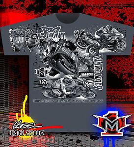 Mens-Big-Kahuna-Nationals-AMA-Pro-Racing-T-Shirt-All-Over-Design-Gray-L-XL